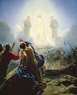 Transfiguration bloch