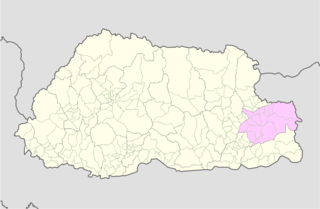 Trashigang District District of Bhutan