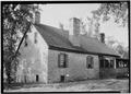 Traveler's Rest, Leetown, Jefferson County, WV HABS WVA,19-LETO.V,1-3.tif