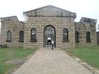Laggers Point - Trial Bay Gaol, NSW