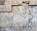 """Tribute-Bearer on the Apadana Staircase 2 (Best Viewed as Size """"Large"""") (4685838875).jpg"""