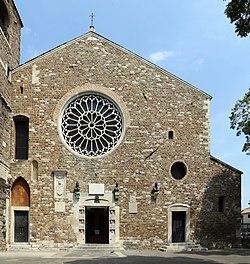 La Campana Di San Giusto.Trieste Cathedral Wikipedia