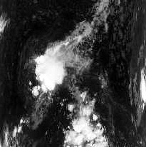 1979 Atlantic hurricane season - Image: Tropical Storm Ana of 1979