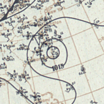 Tropical Storm Five surface analysis September 01, 1908.png