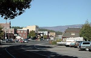 Truckee, California - Donner Pass Road