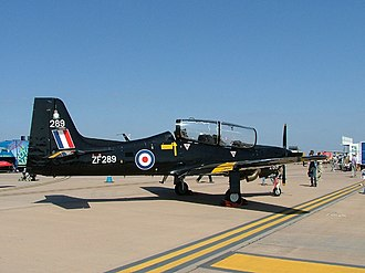 Short Tucano - Short Tucano T1 at RIAT 2005