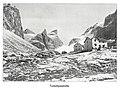 Tuckettpasshütte und Rifugio Quintino Sella (hinten), August 1906.jpg
