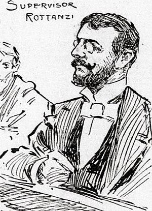 T.A. Rottanzi - Rottanzi in 1897