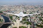 Tupolev Tu-160 overflying Moscow.jpg