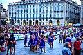 Turin, Italy…2013 WMG Opening parade (10831061894).jpg