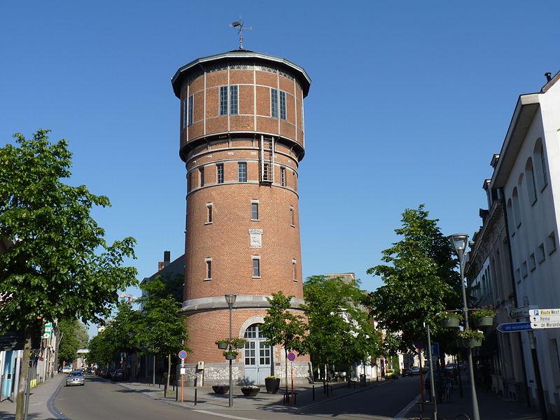 Turnhout Warandestraat Watertoren