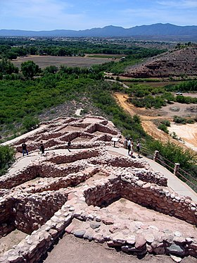 Image illustrative de l'article Tuzigoot National Monument