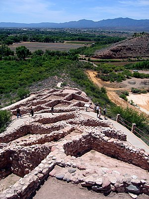 Tuzigoot National Monument - Image: Tuzigoot