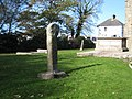 Two ancient crosses in the grounds of Camborne Parish Church - geograph.org.uk - 1017203.jpg