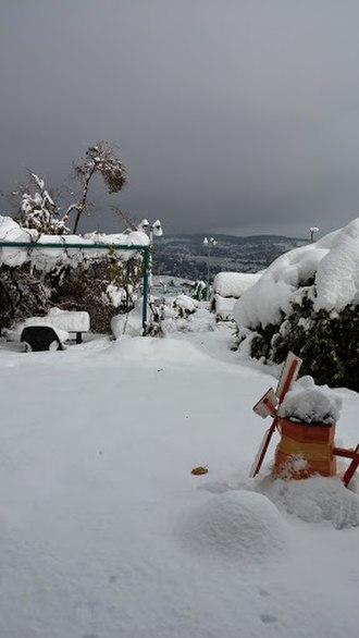 Tzova - Tzova in winter 2013