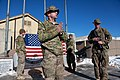 U.S. Army Col. Sam Whitehurst, center, the commander of the 3rd Brigade Combat Team, 10th Mountain Division, speaks to Soldiers assigned to the team during a re-enlistment ceremony at Forward Operating Base 140102-A-RU942-007.jpg