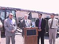 U.S. Embassy in Tbilisi Donates Public Works Equipment to the City of Tbilisi (August 6, 2003).jpg