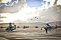 U.S. Marine Corps AH-1Z Viper helicopters sit on the flightline of Marine Corps Air Station Camp Pendleton, Ca., Nov. 21, 2013 131121-M-LU710-460.jpg