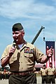 U.S. Marine Corps Lt. Gen. John A. Toolan, commanding general I Marine Expeditionary Force, delivers his speech as a guest speaker during a change of command ceremony at Marine Corps Base Camp Pendleton, May 21 130521-M-BZ222-005.jpg