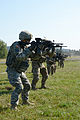 U.S. Soldiers assigned to 2nd Squadron, 2nd Cavalry Regiment, conduct advanced rifle marksmanship training at the Grafenwoehr Training Area in Grafenwoehr, Bavaria, Germany, Aug. 6, 2013 130806-A-UP200-063.jpg