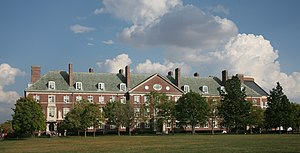 UIUC College of Agriculture, Consumer, and Environmental Sciences - Image: UIUC Mumford Hall 2