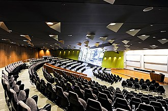 UNSW Faculty of Law - UNSW Law Building - Auditorium