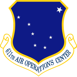 611th Air and Space Operations Center - Image: USAF 611 Air Operations Center
