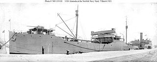 USS <i>Alameda</i> (AO-10)