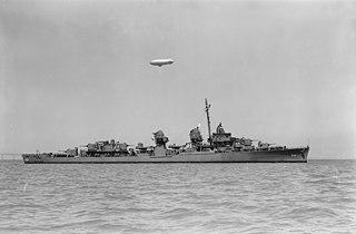 USS <i>Hoel</i> (DD-533)