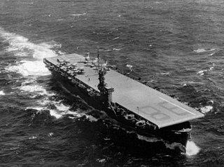 USS <i>Kwajalein</i> Casablanca-class escort carrier of the US Navy