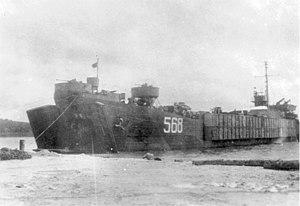 USS LST-568 - Image: USS LST 568