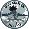 USS Mahan (DLG-11) patch 1966.png