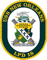 USS New Orleans (LPD-18) crest.png