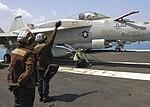 USS Theodore Roosevelt flight operations 150727-N-CQ428-395.jpg