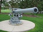 USS Ward 4 inch gun Minnesota Capitol