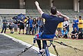 US Navy, Coast Guard Wounded Warrior competitors compete for Team Navy position 150312-F-AD344-093.jpg