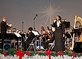 US Navy 011200-N-0773H-004 featured soloist of the United States Navy Band's holiday concert.jpg