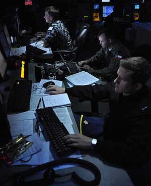 Exercise RIMPAC - Sea Combat Control (19 July 2010)