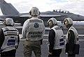 US Navy 101208-N-7103C-318 Capt. Kenneth Reynard, executive officer of the aircraft carrier USS George Washington (CVN 73).jpg