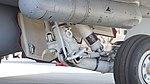 US Navy FA-18E Super Hornet (NF300 166859) of VFA-115 CAG bird left landing gear static display at NCAS Iwakuni Base May 5, 2016 02.jpg