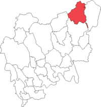 Nora landskommune i Västmanlands amt