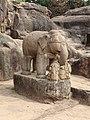 Udayagiri Caves - Ganesha Gumpha 02.jpg