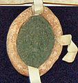 Uetersen Siegel Propst Clement von der Wisch 1539 01.jpg
