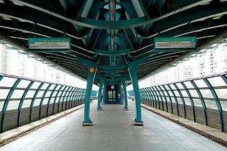 Ulitsa Skobelevskaya - Image: Ulitsa Skobelevskaya station