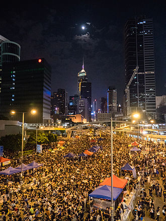 Hong Kong independence - A new wave of pro-independence movement emerged after the 2014 NPCSC Decision and Umbrella Revolution.