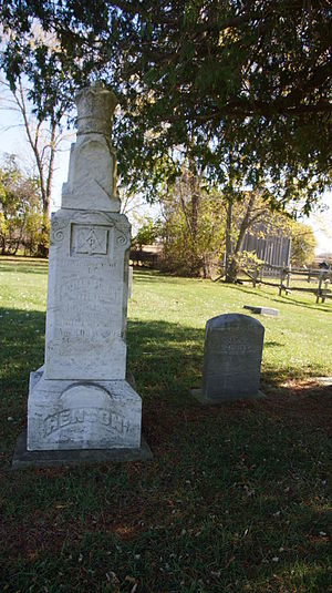 Uncle Tom's Cabin Historic Site - Image: Uncle Tom's Cabin Historic Site Josiah Henson's Grave