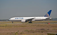 N771UA - B772 - United Airlines