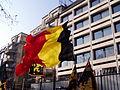 United Belgium Brussels demonstration 20071118 DMisson 00005 boulevard du Regent near American embassy.jpg