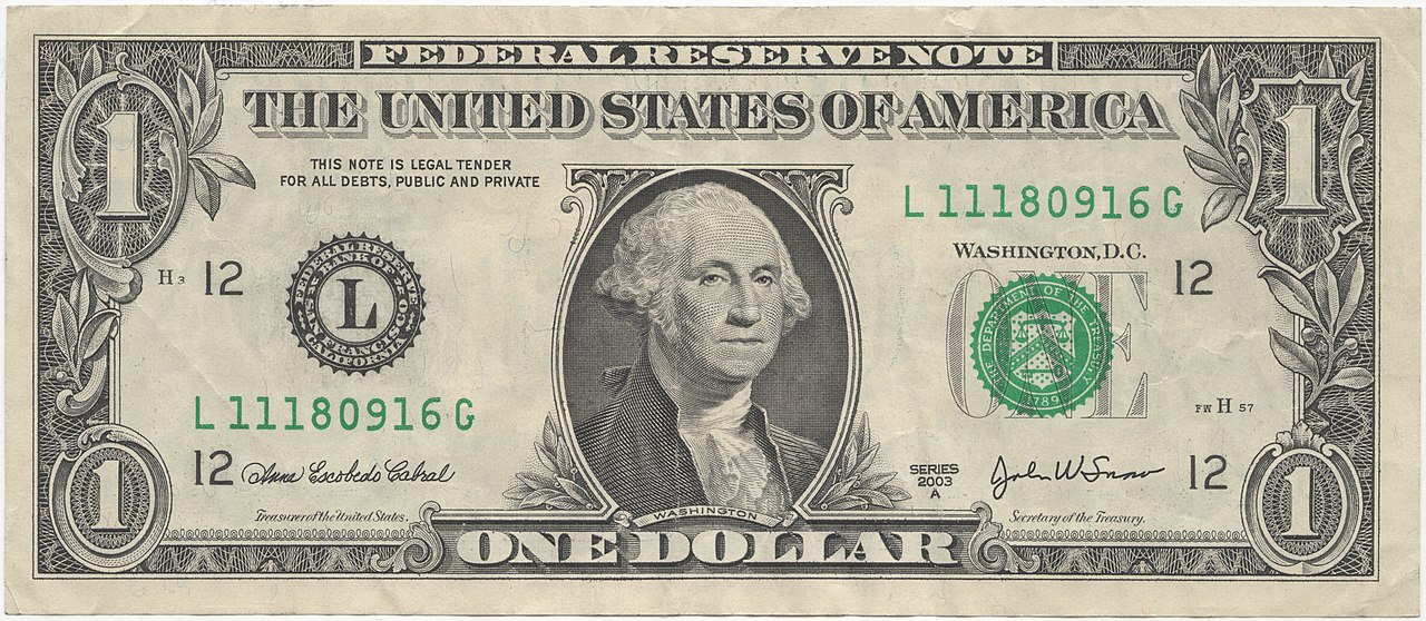 Image result for 1 dollar
