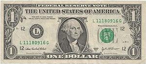 عملات الدول الدولار الأمريكي